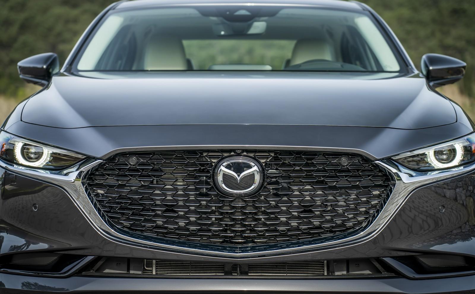 Foto de Mazda3 2019 Sedán (40/40)