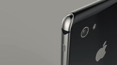 carcasa metalica iphone 8