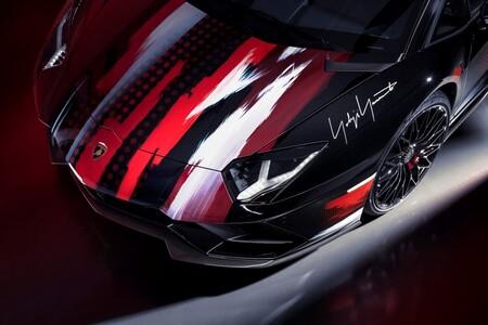Lamborghini Aventador S por Yohji Yamamoto