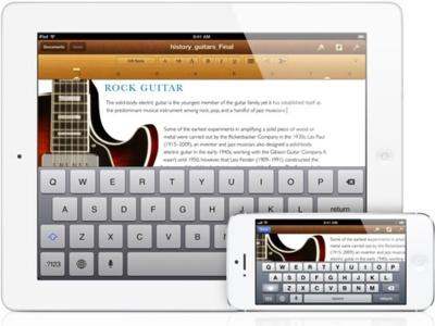 Las ganancias de Office en el iPad podrían comportarle 2500 millones de dólares anuales a Microsoft