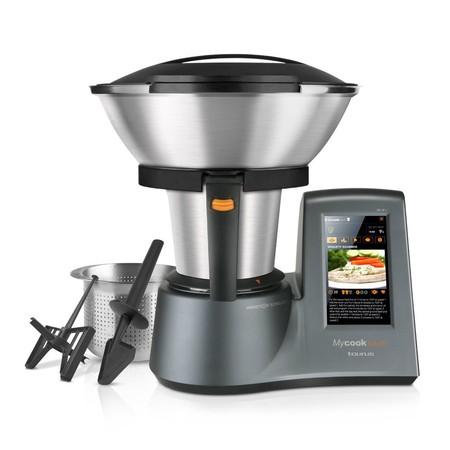 Robot cocina Taurus Mycook Touch en oferta, solo hoy 799€ por Black Friday 2017