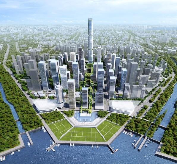 Shenzhen está construyendo una autopista elevada de 1,6 km de largo para árboles