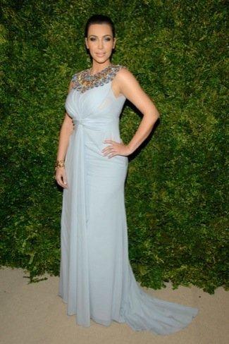 Kim Kardashian CFDA Vogue Fashion Fund