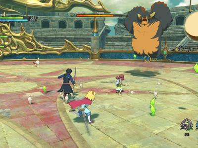 Ni no Kuni II: El Renacer de un Reino: Bandai Namco muestra 30 minutos de intensos combates al estilo del estudio Ghibli