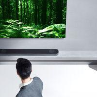 LG SJ9, la barra de sonido compatible con Dolby Atmos de la marca para este 2017