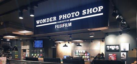 ¿Te gusta decorar con fotos? No te pierdas la tienda de fotografía 4.0 en El Corte Inglés de Callao