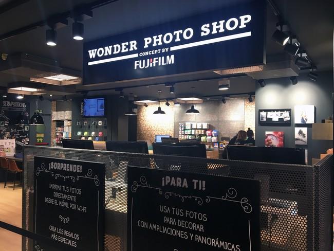 Wonder Photo Shop Eci Callao Fujifilm Espana 7
