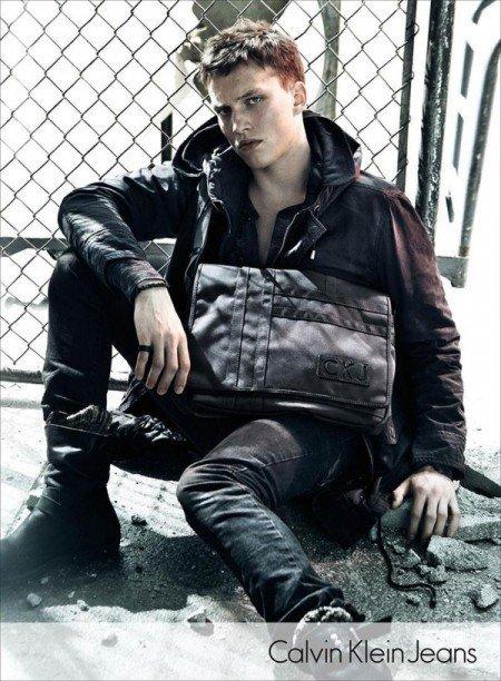 Calvin Klein Jeans (sin equis) y su campaña Otoño-Invierno 2011/2012