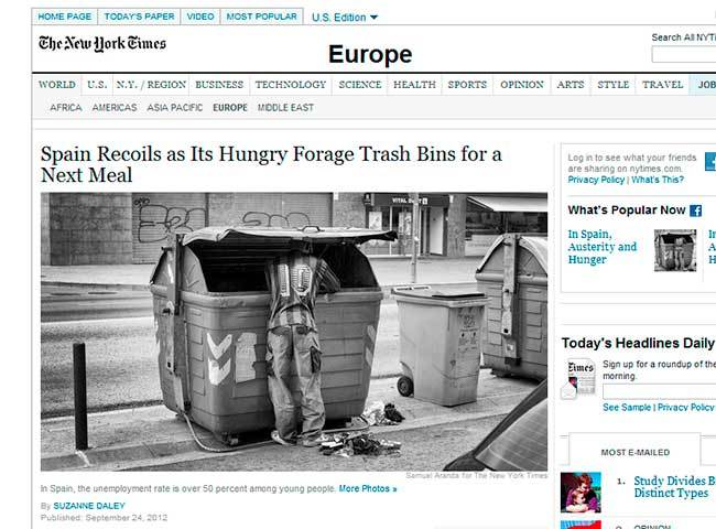 Samuel Aranda - The New York Times