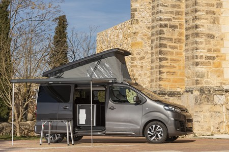 Citroen Spacetourer By Tinkervan 2020 012
