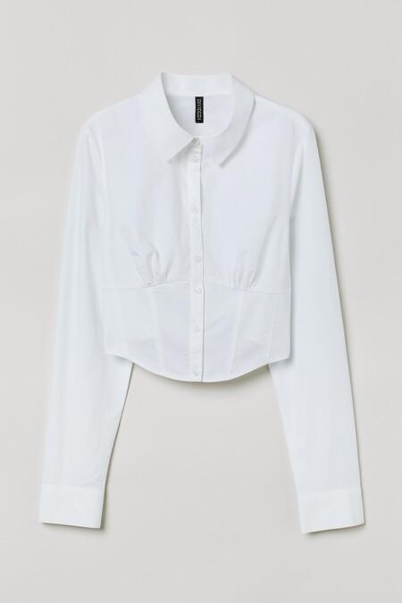 Como Combinar Una Camisa Blanca