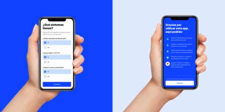 Asistencia Covid, la web-app de la Comunidad de Madrid