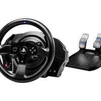 Realismo para tus juegos de conducción con el Thrustmaster T300 RS Force Feedback por 225 euros en PCComponentes
