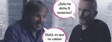 Miguel Bosé: Las 9 declaraciones más surrealistas sobre la COVID-19 durante la parte negacionista de su entrevista con Jordi Évole