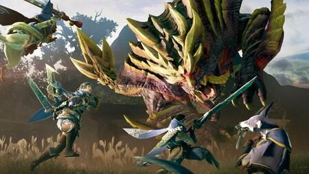 Monster Hunter Rise volverá a publicar su demo en marzo para Nintendo Switch y traerá a Magnamalo entre su contenido