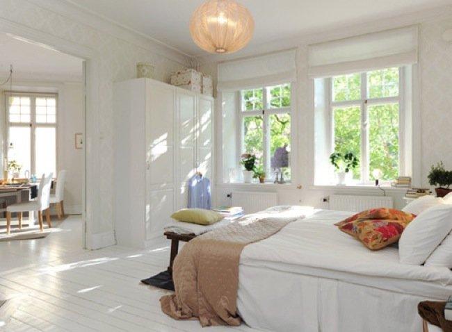 Buena o mala idea pintar el suelo de blanco - Pintar madera blanco ...