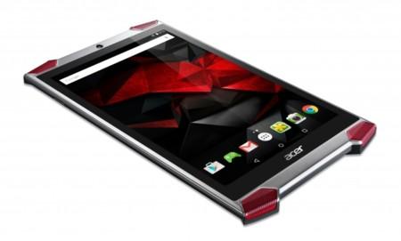 Acer Predator 8, tablet que busca conquistar a gamers con Intel Atom x7