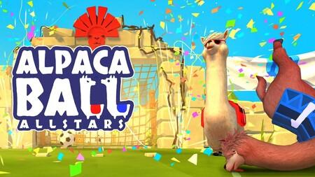 Análisis de Alpaca Ball: Allstars, la pasión por el fútbol se extiende hasta los animales