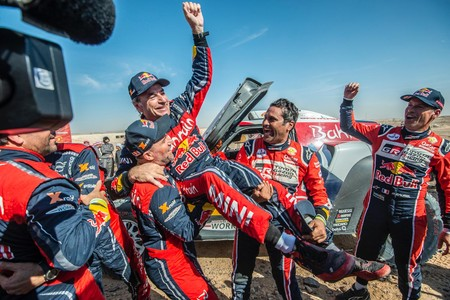Carlos Sainz Dakar 2020 9
