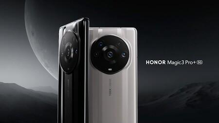 Honor Magic 3 Pro Plus Oficial Diseno Camara Pantalla