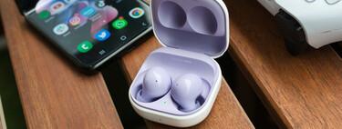 Samsung Galaxy Buds 2, análisis: un sonido sorprendente y una experiencia cada vez más exclusiva