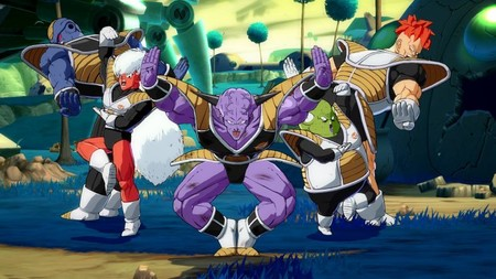 El Capitán Ginyu y las Fuerzas Especiales protagonizan el nuevo tráiler de Dragon Ball FighterZ