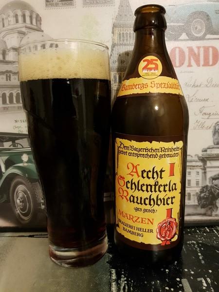 Cerveza Schlenkerla Marzen