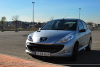 Peugeot 206+ 1.4i y HDi, prueba (parte 1)