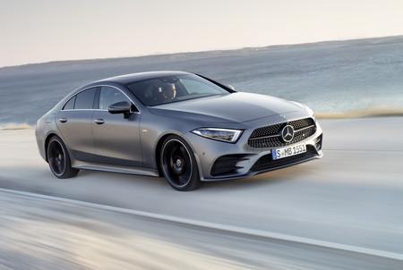 Mercedes-Benz CLS Coupé 2018: nuevos motores y más tecnología para esta lujosa berlina de estilo coupé