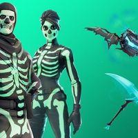 Estas son las nuevas skins de Fortnite que llegan justo a tiempo para Halloween (junto al esqueleto)