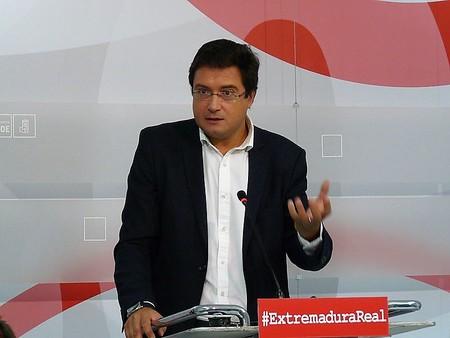 Oscar Lopez En Extremadura 2013