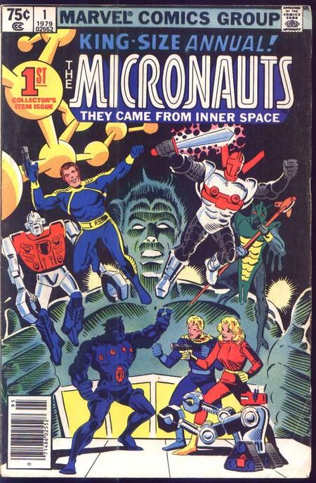 Micronautas