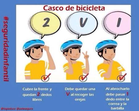Casco Dia Bici