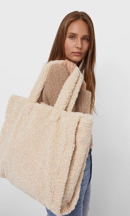 Bolso Shopper Fur 01