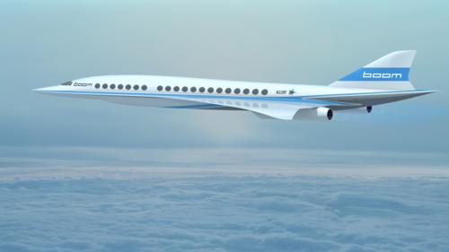 ¿Tiene sentido un nuevo Concorde? Boom es la startup que quiere crear aviones supersónicos para pasajeros