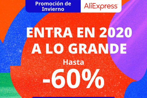 Winter Sale de Aliexpress: cupones de descuento y precios rebajados en marcas como Xiaomi, JBL o Chuwi
