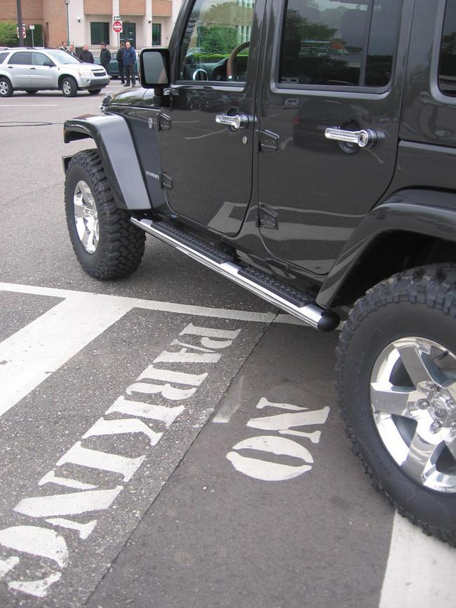Foto de Jeep Wrangler Ultimate Concept (9/16)