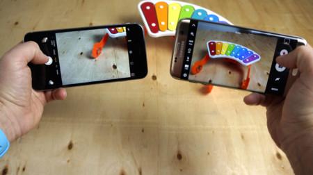 Samsung Galaxy S7 Edge vs iPhone 6s Plus: ¿cuál hace mejores fotos? Comparativa fotográfica