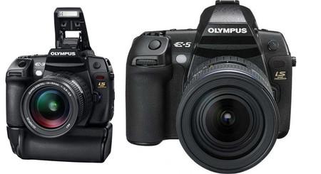 Olympus E3 E5