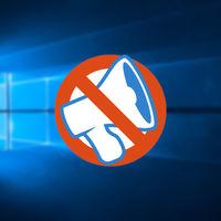 """""""Cállate Windows 10"""" es una herramienta para desactivar las funciones más molestas del sistema"""