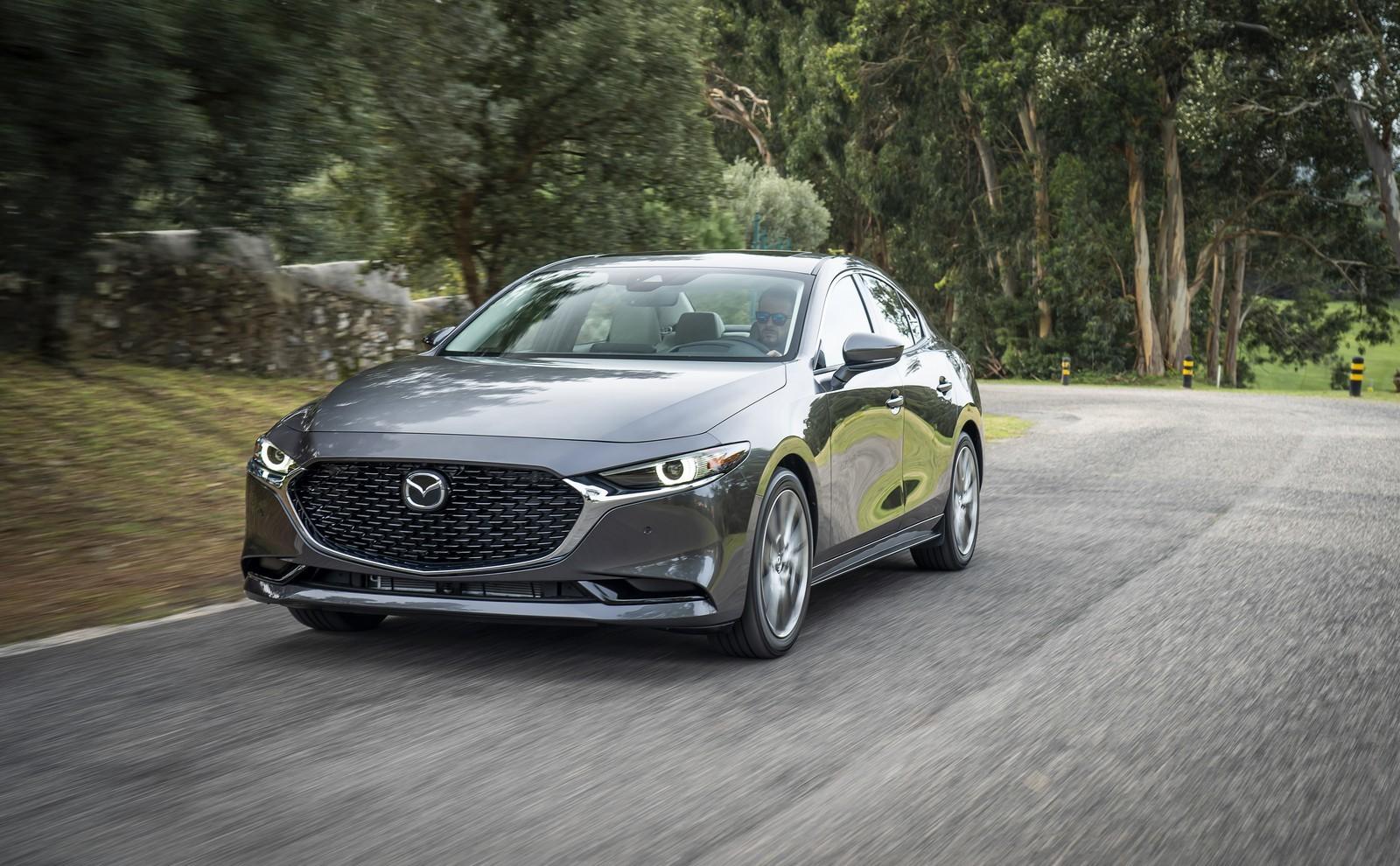 Foto de Mazda3 2019 Sedán (6/40)