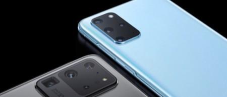 El Samsung Galaxy S20+ y el Samsung Galaxy S20 Ultra