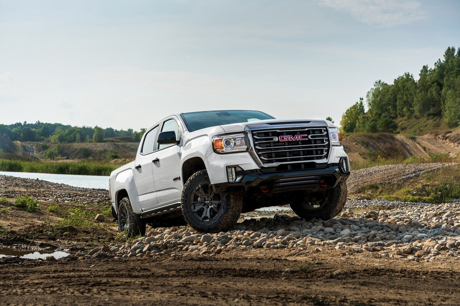 Foto de GMC Canyon AT4 Off-Road Performance Edition (1/19)
