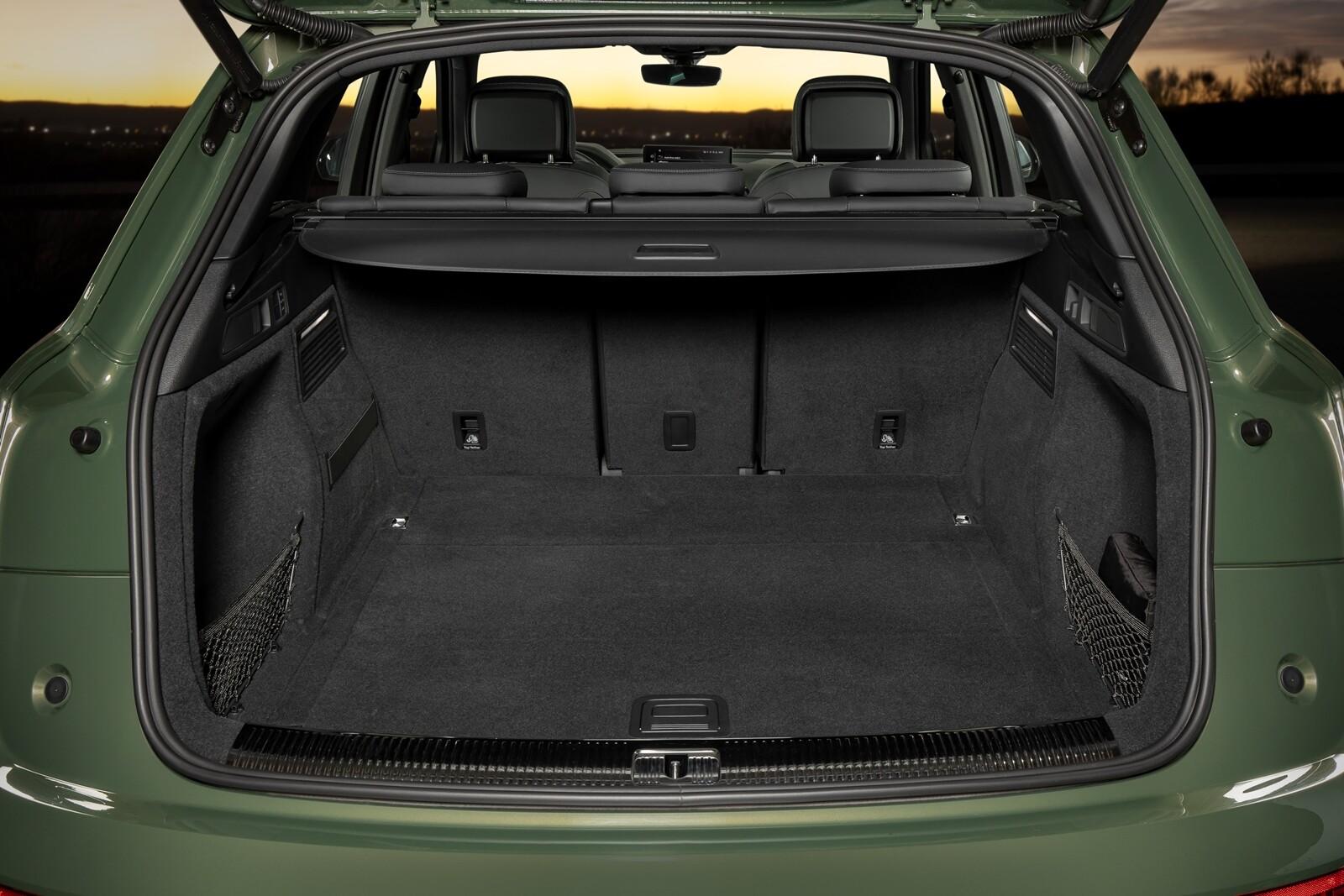 Audi Q5 2020, prueba
