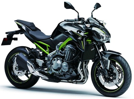 Kawasaki Z900 2017 2