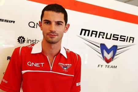 Alexander Rossi se une a Marussia como piloto reserva