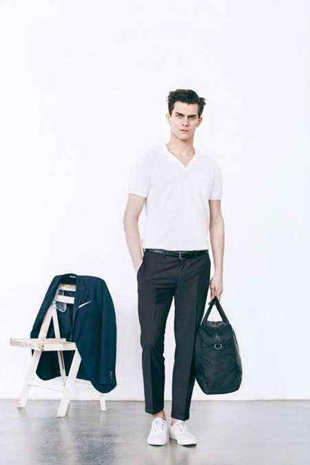 Lookbook de marzo de Mango Man