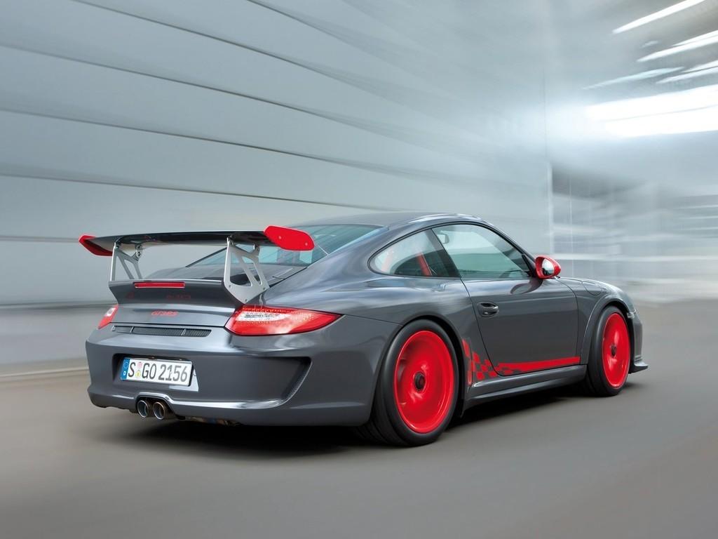 Foto de Porsche 911 GT3 RS 2010 (4/9)