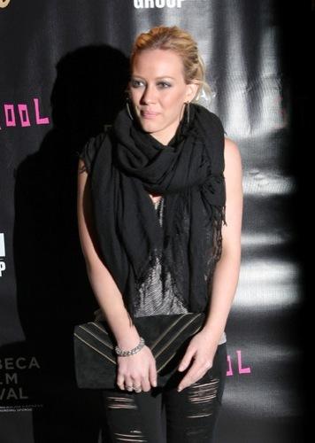 Hilary Duff, tribeca