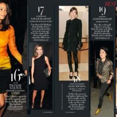 Foto 6 de 9 de la galería el-top-20-de-las-mejor-vestidas-de-2009-segun-harpers-bazaar en Trendencias